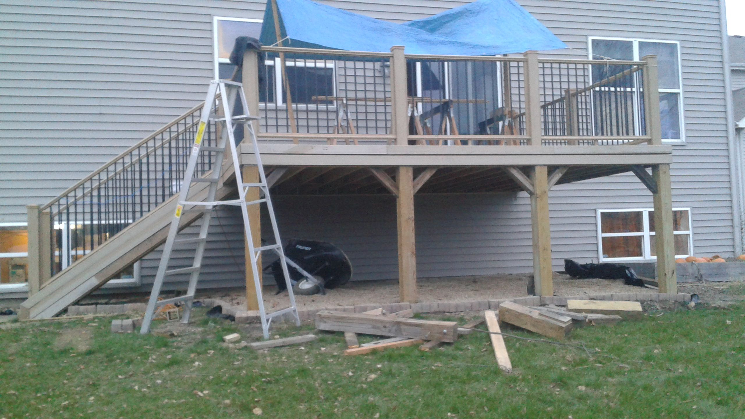 My Deck Replacement Project